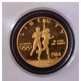 1984 Liberty 10 Dollar Gold Coin