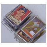 Group of 1952-1957 Topps Baseball Cards