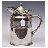 Tiffany & Co Silver Plated Water Pitcher