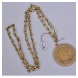 1885 20 Dollar Gold Coin