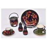 Moorcroft Pomegranate Pottery