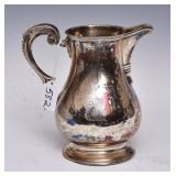 George III Sterling Silver Water Pitcher