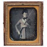Cased Daguerreotype