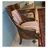 French Empire Style Arm Chair