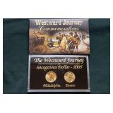 2005  P & D Sacagawea Dollar Satin Finish