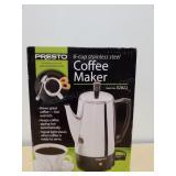 Presto 6-Cup Coffee Maker