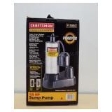Craftsman Professional Sump Pump