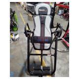 Health Gear Inversion Table w/ Lower Back Massage