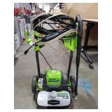 Greenworks 1800-PSI Electric Pressure Washer