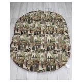 Extra Large Papasan Pillow 6ft x 56 inches