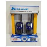 Midland talker two-way radios