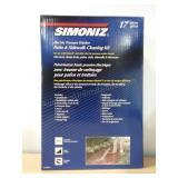 Simoniz Patio and Sidewalk Cleaning Kit