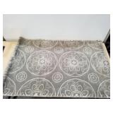 Decorative Hallway Rug  31in w x 92in L