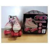 Girls Roller Derby FireStar Roller Skates