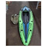 Intex Challenger K1 1-Person Inflatable Kayak