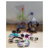 Swimming Goggle Lot