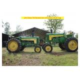Huge Collectible Tractor Auction for the Estate of Dr. Charles Alderson