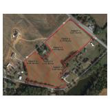 14 +- ACRES IN 6 TRACTS