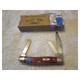 Case XX 6318SS, 3 Blade, Box