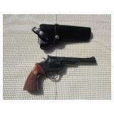 Colt Trooper MK III, 357 Mag. Holster