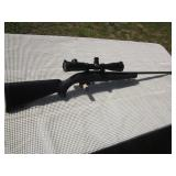 Ruger 10-22, 22 LR., Auto. Scope