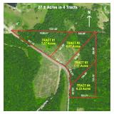 27 +- Acres In 4 Tracts