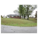 Estate * Nice Brick Home & 38 +- Ac. In 5 Tracts