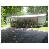 NICE MOBILE HOME & CORNER LOT (TENNESSEE RIVER)