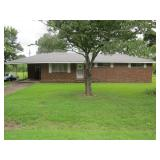 Estate * Nice Brick Home & Lot + Personal Property