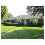 Estate * Nice Brick Home & Lot * Personal Property