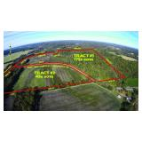 ESTATE * 218 +- ACRES IN 2 TRACTS