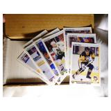 1990-91 Upper Deck NHL Hockey complete Series 1&2
