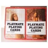 1973 Playboy Playmate Playing Cards