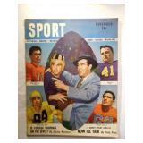 1946 Sport magazine w/ Heisman Trophy Winners