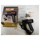 NIB! Milwaukee Heat Gun with scraper attachment