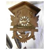 Herbert Herr of Triberg Black Forest Cuckoo Clock