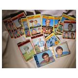 1971 Topps Football cards