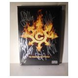 Signed documentary of the Local band Chimaira