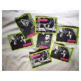 1969 Dark Shadows trading cards