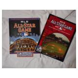 2 Official MLB All-Star Game Programs
