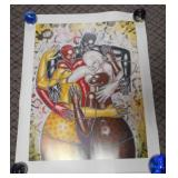 """Art of Inclusion"" limited edition Lithograph"