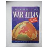 1942 War Atlas (Second Edition)