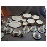 Just in Time!  Vintage Johann Haviland china set