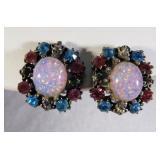 1930s-1940s Coro Earrings