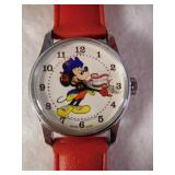 "1976 Mickey Mouse ""Bicentennial Model"" Watch"