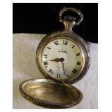 Vintage Chaleau Pocket Watch