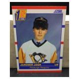 Jaromir Jagr 1990 Score Rookie Card #428