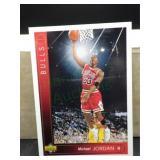 1993-94 Upper Deck Michael Jordan Card #23