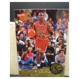 1992-93 Fleer Ultra Michael Jordan Award Winner