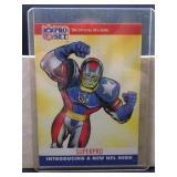 1990 NFL Pro Set SuperPro Card